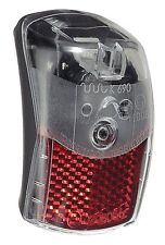 Spanninga Pixeo dynamo (dynohub) tail lamp - The most versatile we have tested!