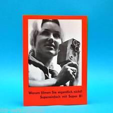 Super-8-Kamera A8 L2 Supra A8 L1 Supra Meolux-8 DS DDR 1971 | Prospekt Werbung