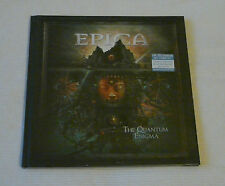 EPICA - THE QUANTUM ENIGMA 3CD LIMITED EARBOOK NEW/SEALED