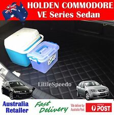 Holden Commodore VE Sedan Boot Liner Cargo Mat Tailored Made Extra Heavy Duty