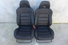 FORD FALCON UTE SEDAN BA BF XR6 XR8 Real Leather Seat covers front only