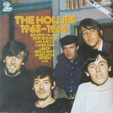 The Hollies - 1963-1966 incl. TOP-Hit: Bus Stop (2 MFP Vinyl-LPS Germany 1977)
