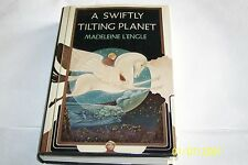 A Wrinkle in Time Quintet: A Swiftly Tilting Planet 4 by Madeleine L'Engle, 1978
