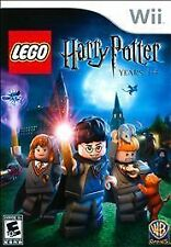 LEGO Harry Potter: Years 1-4 Nintendo Wii, Nintendo Wii Video Games-Good Conditi