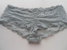 Wacoal Luxe Amazing Lace Boyleg Panty 54547 Light Green size L
