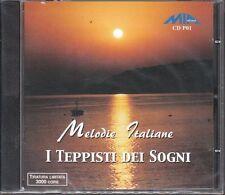 CD  62  I TEPPISTI DEI SOGNI SOLO 3000 COPIE SIGILLATO MELODIE ITALIANE