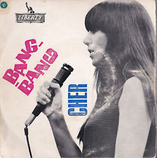Cher Bang Bang + 3 Portugal Import EP With Picture Sleeve