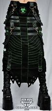 Cryoflesh Biohazard Decay Cyber Goth Punk Rave Industrial Apocalyptic EMO Skirt
