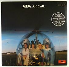 "12"" LP - ABBA - Arrival - A4067 - washed & cleaned"