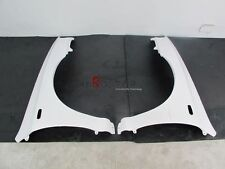 2PCS FRP FIBER GLASS OE STYLE WIDE +15MM FRONT FENDER FOR IMPREZA GC8
