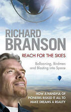 Reach for the Skies by Richard Branson (Paperback)