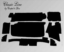 Kofferraum Teppich satz für Mercedes R107 SL 71- 80 Sw,kofferraumteppich,matte