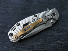 Titanium Pocket Clip For Zero Tolerance ZT0550 ZT0560 Hinderer  ZT 550 0560 0561