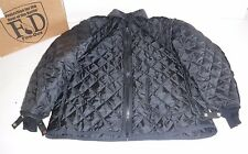 New FIRE-DEX EMS PARANYLON-L Jacket Nylon Liner Size Large Black 12M734(S)