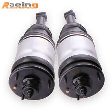 Pair Rear Shocks Spring Strut & Air Bag for Land Rover LR3 (Disco 3) 05-09 RPF