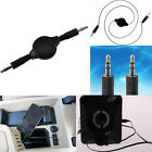 New Retractable 3.5mm AUX Cord Male to Male Stereo Audio Cable for iPod MP3 Car