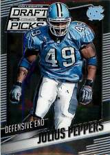 Julius Peppers 56 2015 Panini Prizm Draft Picks North Carolina Tar Heels