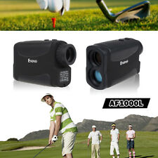 EYOYO Golf Laser Rangefinder Range Finder Distance Scope 6x25 1000yard Binocular
