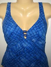 PILPEL -  1 PIECE TANK STYLE BATHING SUIT - 14  -  MADE IN ISRAEL