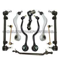 Control Arms Ball Joint Sway Bar Idler Link Tie Rod 10 for BMW E32 735i 740i 750