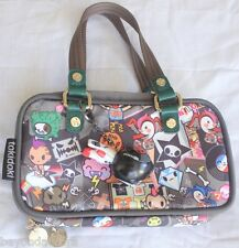 Tokidoki Punk Rock Concerto Bacio Graziosa Wallet Clutch Mini Bag Purse