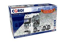 CORGI CC15809 1/50 MERCEDES BENZ ACTROS (MP4) IN TRANSIT NEW!!! IN STOCK NOW