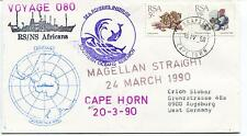 1990 RS NS Africana Fisheries Research Institute CapeHorn Polar Antarctic Cover