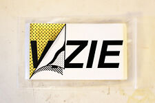VIZIE VINYL EGG SHELL STICKER GRAFFITI NYC STREET ART BANKSY KRYLON GRAFF REVS