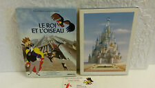 Coffret Edition Collector 2 DVD Le Roi et l'Oiseau Grimault Prevert Studio Canal