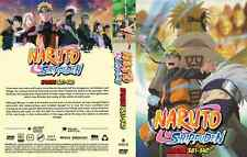 DVD ~ NARUTO SHIPPUDEN COMPLETE BOX 3 (EPI 381 - 540 ) ~ ENGLISH DUB + SUB