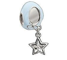 chamilia Baby Shoe charm 2083-0046 RRP £55