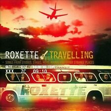 ROXETTE CD.Travelling: Songs From Studios, Stages, Hotel Rooms & Other Places