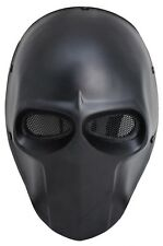 Paintball Airsoft Full Face Protection Biochemical Skull Mask Prop Halloween 636