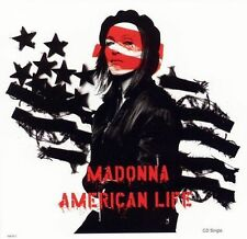 FREE US SH (int'l sh=$0-$3) NEW CD Madonna: American Life / Die Another Day Sing
