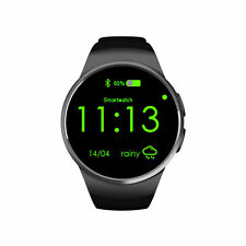 Bluetooth Smart Wrist Fitness Tracker Watch Phone KW18 Phone for Android IOS