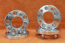 4 Distanziali Wheel Spacers 20mm 5x114.3 5x4.5 FORD Mustang Ranger Taurus
