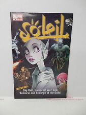 Soleil Marvel Sampler Comic Book #1 Sky Doll Universal War One Samurai Scourge