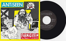 "Antiseen-fornication 7"" GG Allin Murder Junkies hellstomper Hammerlock zeke"