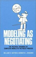 Modeling as Negotiating: The Political Dynamics of Computer Models in -ExLibrary