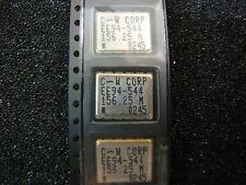 CONNOR WINFIELD Crystal Oscillator Clock 156.25MHz SMD PECL Output **NEW** 1/PKG