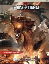 Dungeons & Dragons D&D 5E (5th Edition) The Rise of Tiamat (New)