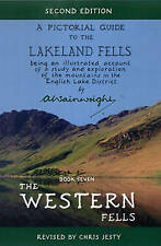 The Western Fells - Second Edition (Pictorial Guides), Wainwright, Alfred, New B