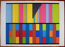 LUIGI VERONESI serigrafia 1970/1986 SENZA TITOLO (42)