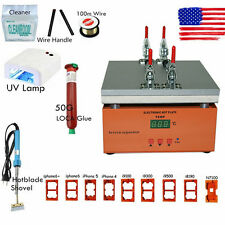Screen Repair Machine LCD SCREEN Separator Glass Removal Hot Plate IPHONE Moulds