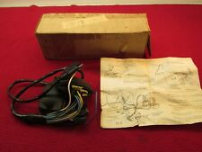 chevy truck trailer wiring harness nos 72 73 74 75 76 77 78 chevy gmc cadillac pontiac truck towing wiring harness