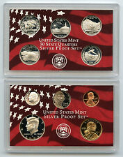 2006 Silver Proof Coin Set - United States Mint Official - KZ432