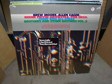 VARIOUS brothers and other mothers vol. 2 ( jazz ) - 2lp - SEALED - RVG -