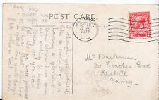 Genealogy Postcard - Family History - Buckman - Redhill - Surrey   V2212