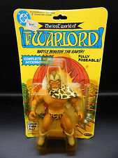 vintage Lost World of the WARLORD Remco DC comics MOC action figure 1983 sealed