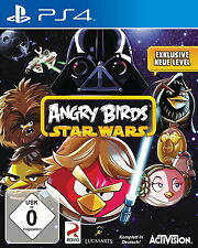 Angry Birds Star Wars (Sony PlayStation 4, 2013, DVD-Box)